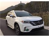 广汽 传祺GS4 2015款 200T 7速G-DCT 豪华版