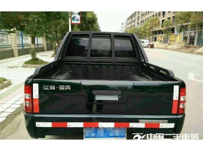 江铃 宝典 2013款 新超值版 2.8T 手动 四驱 舒适型 柴油 国III