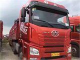 青岛解放 天V 牵引车 重卡 420马力 6X4 牵引车(CA4259P2K2T1E4A80)
