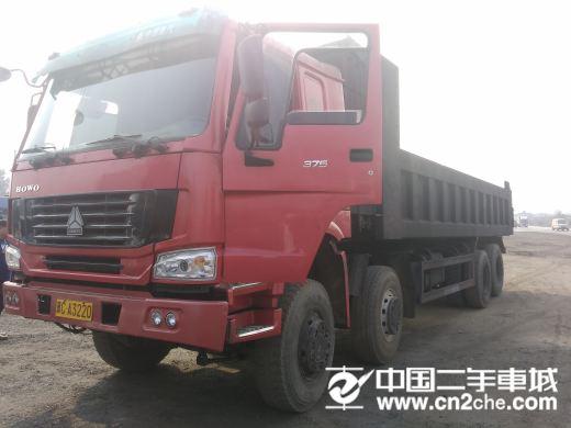 中国重汽 豪沃  HOWO重卡 375马力 8X4 自卸车(侧翻)(ZZ3317N4067C1)  814  1