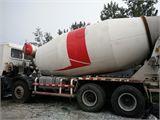 三一重工 三一 混凝土搅拌车