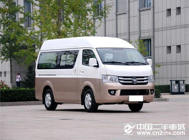 福田 风景快运 2013款 2.0L 手动 经典型 汽油 短轴 2013款
