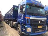 福田 欧曼 自卸车 ETX 9系重卡 340马力 6X4 自卸车(BJ3258DLPKH)