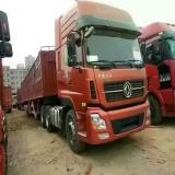 天龙 东风 牵引车 重卡 420马力 6X4 前四后六  (2011款)