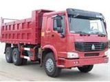 中国重汽 豪沃 自卸车 HOWO重卡 336马力 6X4 自卸车(ZZ3257N4147C1)