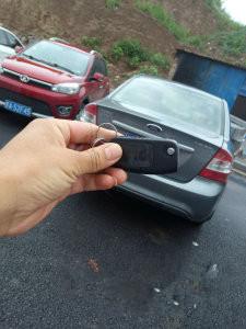 福特 福克斯三厢 2009款 1.8MT 舒适型
