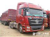 福田 欧曼 ETX 6系重卡 380马力 6X4 LNG牵引车