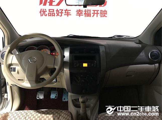 日产 骊威 2013款 1.6XL 手动 豪华版
