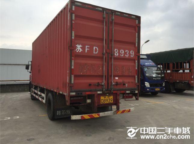 江淮  载货车 中卡 140马力 4X2 前二后四