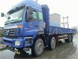 福田 欧曼 载货车 ETX 9系重卡 375马力 8X4 厢式载货车(BJ5313VNCJJ-S)