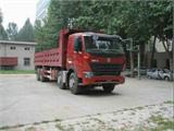 中国重汽 豪沃  A7 自卸车 重卡 380马力 8X4 前四后八