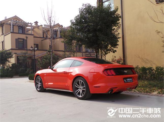 福特 福特Mustang 2016款  2.3T 手自一体 性能版