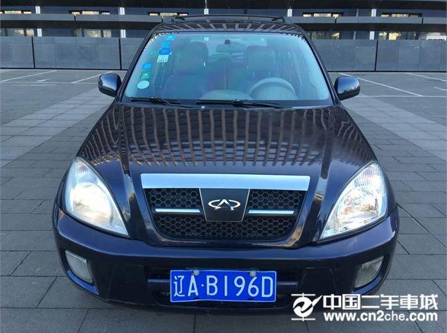 奇瑞 瑞虎 2005款 2.4L 四驱 手动舒适Ⅱ型