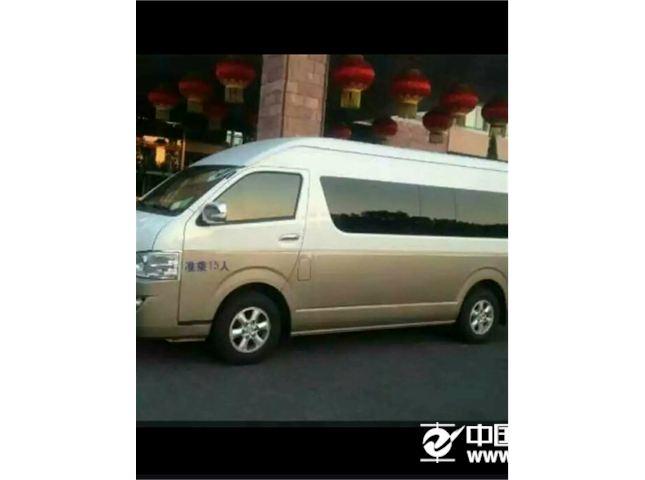 九龙汽车 九龙商务车 2012款 2.4L汽油 基本-12 18万二手商务车 MPV