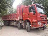 中国重汽 金王子 出售豪沃前四后八自卸车