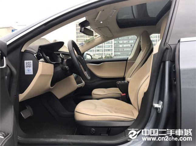 特斯拉 Model S  2014款  P85