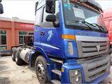 福田 欧曼 自卸车 CTX 6系重卡 375马力 6X4 牵引车(BJ4253SMFJB-S7)
