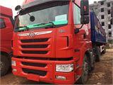 青岛解放 天V 牵引车 重卡 400力 6X4 LNG牵引车(CA4258P2K15T1NE5A80)