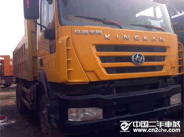 【高安二手车】自卸车二手江淮格尔发m系列 重卡 290马力 8x2 前二后