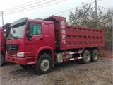 中国重汽 豪卡 自卸车 HOKA重卡 375马力 6X4 自卸车(ZZ3253N4441C1)