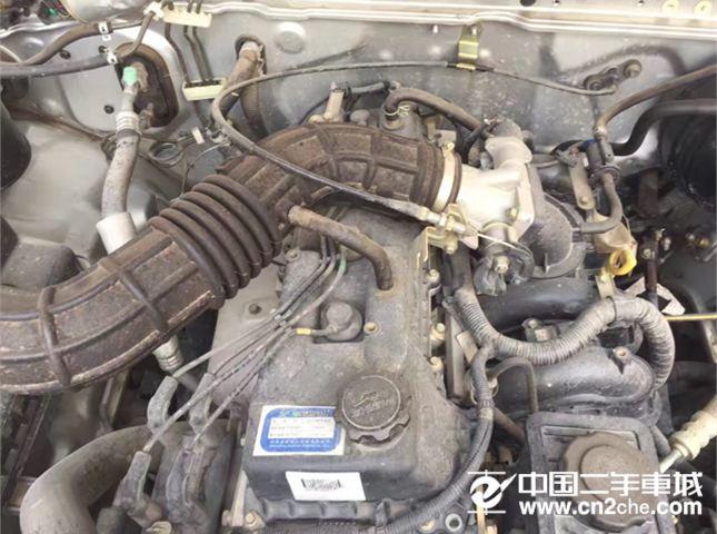 东风 锐骐 2012款 豪华型 3.0L 双排 柴油 皮卡
