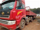 青岛解放 新大威 牵引车 重卡 380马力 6X4 前四后六  (2011新款)(LNG)(CA4258P2K15T1NA80