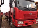一汽解放 J6 载货车  220马力 6X2 厢式载货车(CA5250X...