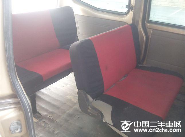 北汽威旺 威旺205 2013款  1.0 乐业版