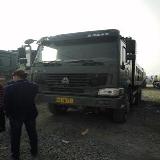 中国重汽 豪沃  A7 豪沃后八轮自卸车