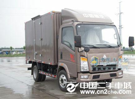 中国重汽 豪沃  集装箱