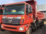 福田 欧曼 自卸车 ETX 9系重卡 336马力 8X4 自卸车(BJ3313DMPJC-S1)