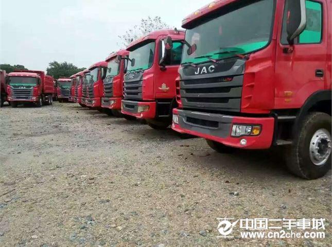 【宜春】江淮 江淮格尔发h系列 后八轮自卸车 价格12.80万
