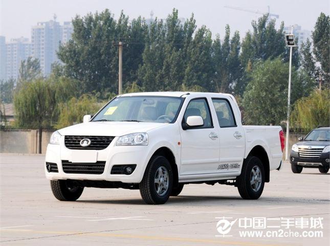 长城 风骏5 2016款 2.8T两驱进取型大双排GW2.8TC