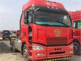 一汽解放 J6 J6P-460 6x4 拖头 16年12月 带强制险