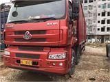 东风柳汽 乘龙 M5前4后49.6米箱式货车245马力