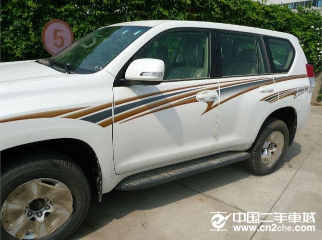 丰田 普拉多(进口) 2016款  2700 阿曼版