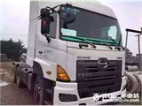 日野 广汽700系列 二手牵引车日野 广汽700系列 重卡 380马力 6X4 牵引车