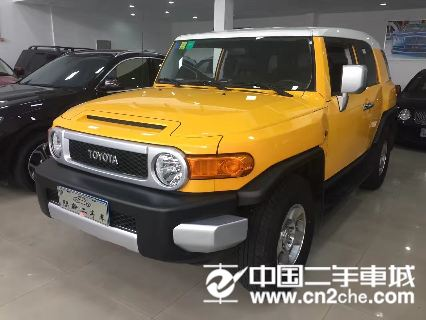 丰田 FJ酷路泽(进口) 2013款 4.0 L