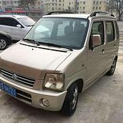 铃木 北斗星 2002款 CH7100A经济型