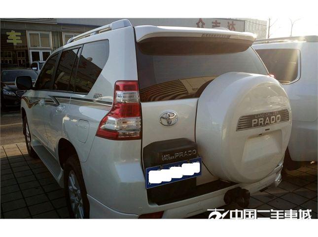 丰田 普拉多(进口) 2016款  2700 沙特版