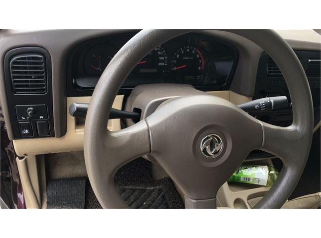 日产 锐骐皮卡 2013款2.4L两驱汽油豪华型