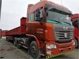 联合卡车 联合卡车 二手二拖三半挂车联合重卡国四420马力玉柴发动机。