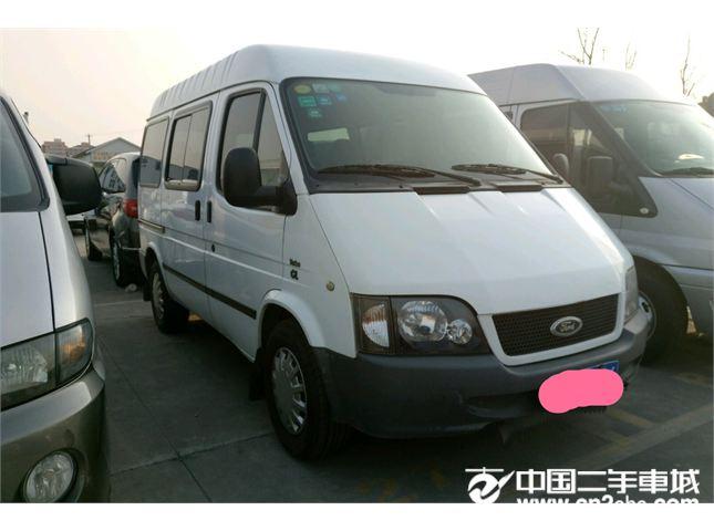 江铃 经典全顺 2003款 8座中顶普通型