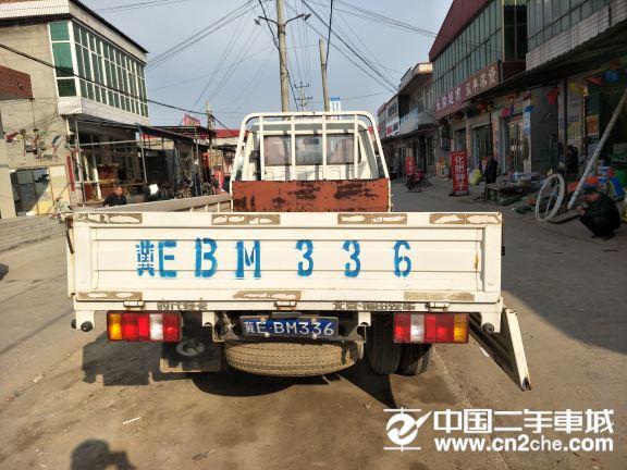 福田 福田时代  小卡之星268马力3.67米单排栏板载货车