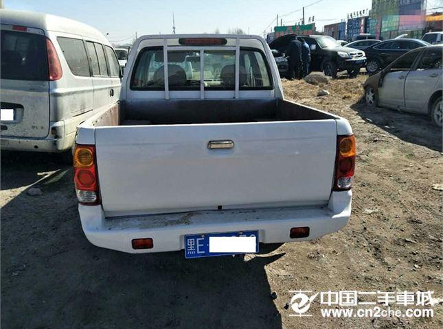 黄海 傲骏 2009款 DD1020H(汽油版)豪华1型 皮卡