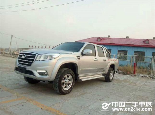 长城 风骏6 2016年2.4汽油4驱加长