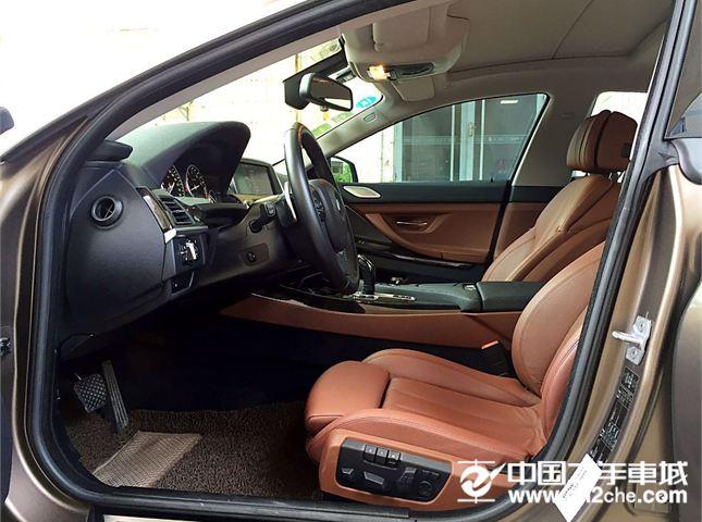 宝马 宝马6系(进口) 2013款 640i Gran Coupe