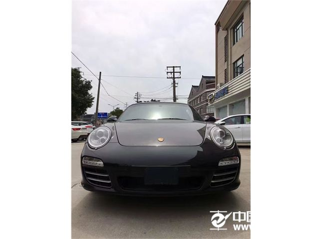 保时捷 911 2014款 Turbo S Cabriolet