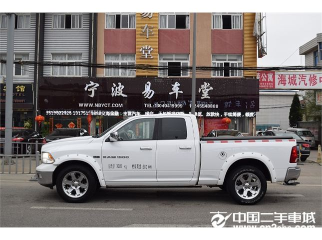 道奇 公羊 2011款 皮卡RAM1500 5.7L 自动 经典版
