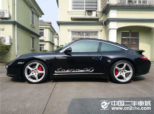 保时捷 911 2011款 Targa 4S
